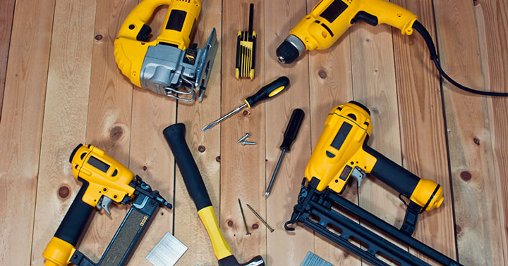 Different Types of Nailers and their Uses