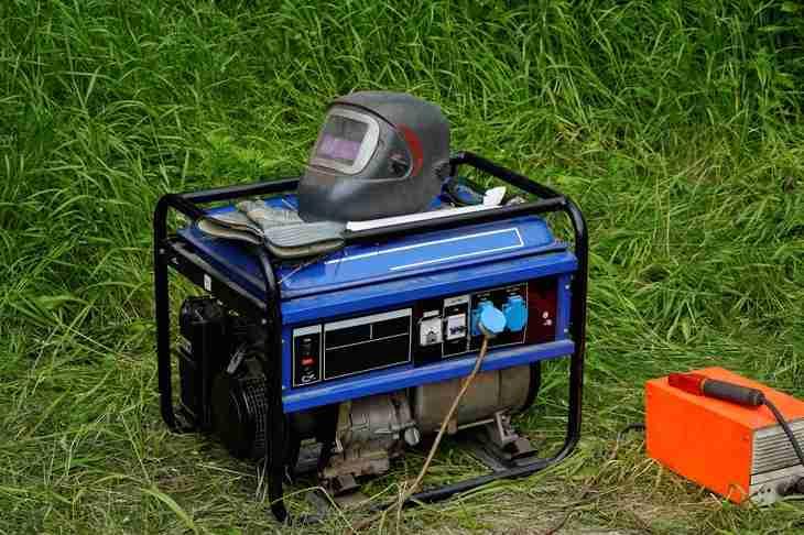 Can you run a stick welder on a generator